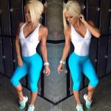 Jen Heward Pantalones Musculares conjunto