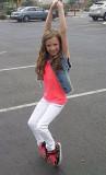 Jenna valenzuela Famosos bailarines