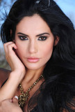 Miss Universo Honduras 2012 Jennifer Andrade se pi...