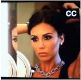 Collar de cadena impresionante Jennifer stano Dres...