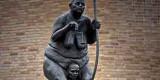 Piggyback Justitia de Jens Galschi t Jens Galschio...