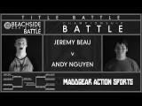 Batalla en la playa de BarBQue Andy Nguyen contra...