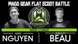 Campeonato de la Costa Oeste Jeremy Beau vs Andy