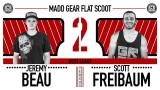 Madd Gear Plano Scoot 2 Jeremy Beau vs Scott