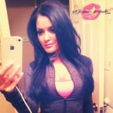 Jessica Arevalo wow