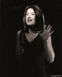 Jessica Martin cantando en cabaret Click