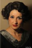 Jessica Martin como Norma Desmond en Sunset Boulev...