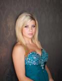 Jessica Tyler en la portada de Ajax Snap agosto