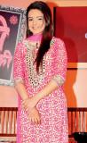 Jigyasa Singh en el lanzamiento de su programa de...