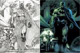 Iconos de DC Comics y Wildstorm Arte de Jim Lee