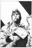 Jim Lee Lee Lee Superman Wondercon por boysicat