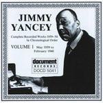 Jimmy Yancey Jimmy Yancey Vol. 1 1939