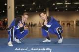 Joey y Michael Eddie de Smoed Arcos antes de Bros