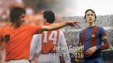 Johan Cruyff con honores especiales