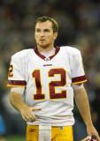Juan Beck John Beck 12 de Washington Redskins mira...