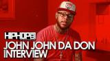 John John Da Don habla una vez sobre un don Total