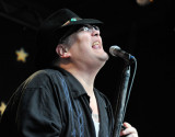 John Popper Cantante músico John Popper de Blues T...