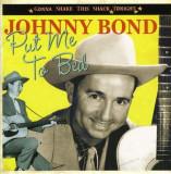 Johnny Bond va a sacudir esta cabaña esta noche po...