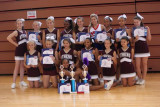 Escuela Primaria Cheerleaders 2013 The athens
