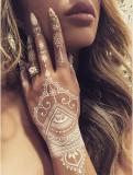 15 Henna única