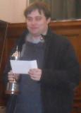 Felicitaciones a Jonathan Hawkins por convertirse...