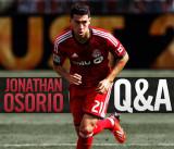 Con Jonathan Osorio Toronto FC Entrenadores TFC En...