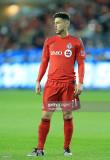 Jonathan Osorio 21 El Toronto FC aguarda en la seg...