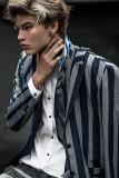 Jordan Barrett en IMG Modelos de