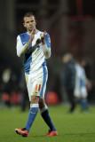 Jordan Rhodes Jordan Rhodes de Blackburn Rovers re...
