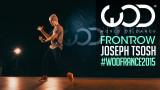 Joseph Tsosh FRONTROW Mundo de la Danza Clasificac...