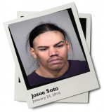 Foto Josue Soto fue arrestado el 24 de enero de 20...