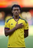 Colombia v serbia en esta foto juan cuadrado juan...