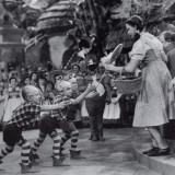 Judy Garland Dorothy en El Mago de Oz sufri abusos...