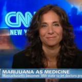 Dr. Julie Holland habla en CNN con Sanjay Gupta so...