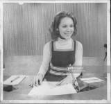 Julie Nixon Eisenhower grabando NBC s No para muje...