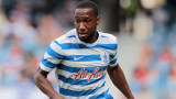 Junior Hoilett estaba en blanco