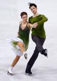 Cecilia Toern y Jussiville Partanen de Finlandia s...