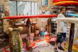 Horacio De Seixas leyenda de la tabla de surf en e...