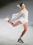 Satoko Miyahara de Japón Exposición ISU Cuatro Con...