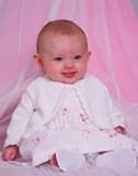 Dio la bienvenida a su primer hijo Kaitlyn Elizabe...
