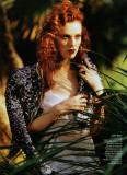 Fashionista 06340 Karen Elson para Vogue