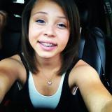 Karina Seabrook Karina cumple 13 años