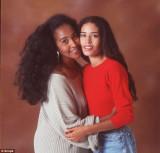 Marsha Hunt y Karis Jagger La mujer noire
