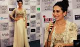 Lakme Fashion week 2017 Karisma Kapoor emite un am...