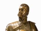 Karoly Alexy Dos Bronces Príncipe Eugenio Schwarze...
