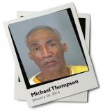 Michael Karson Thompson Condado de Spartanburg Car...