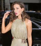 KATE BECKINSALE Leaves Her Hotel en Nueva York 05...