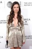 Tribeca festival de cine en esta foto actriz