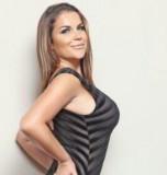 Katia Aveiro es la madre de dos hijos Rodrigo y De...