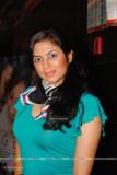 Kavita Kaushik en el estreno de Utt Pataang